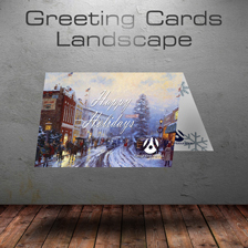 greeting cards landscape