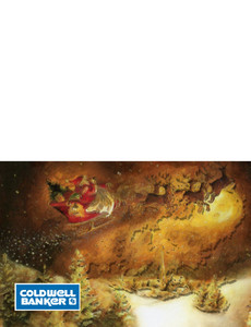 Coldwell Banker Greeting Cards Landscape Template: 302039