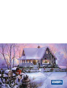 Coldwell Banker Greeting Cards Landscape Template: 303620