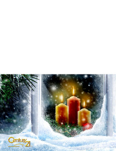Century 21 Greeting Cards Landscape Template: 303313