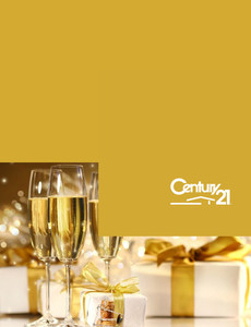 Century 21 Greeting Cards Landscape Template: 302843