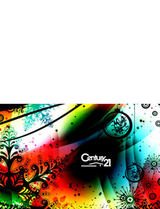 Century 21 Greeting Cards Landscape Template: 303308