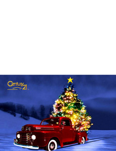 Century 21 Greeting Cards Landscape Template: 303934