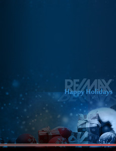 Remax - Re/max Greeting Cards Landscape Template: 603213