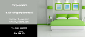 Button to customize design Bedrooms Flyers Template: 327793