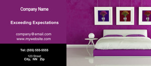 Button to customize design Bedrooms Flyers Template: 327809