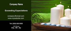 Button to customize design Spa - Skin Care - Products Flyers Template: 327415