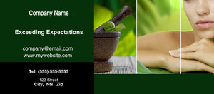 Button to customize design Spa - Skin Care - Products Flyers Template: 327417