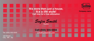 Button to customize design -Sutton Flyers Template: 313308