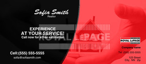 Button to customize design -Royal LePage Flyers Template: 315473