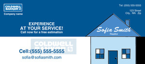 Button to customize design -Coldwell Banker Flyers Template: 315444