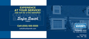 Button to customize design -Coldwell Banker Flyers Template: 315448