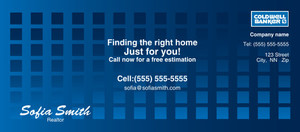 Button to customize design -Coldwell Banker Flyers Template: 313245