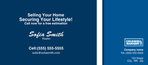 Button to customize design -Coldwell Banker Flyers Template: 313249