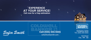Button to customize design -Coldwell Banker Flyers Template: 315446