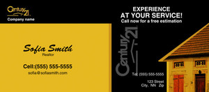 Button to customize design -Century 21 Flyers Template: 315436