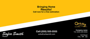Button to customize design -Century 21 Flyers Template: 313189