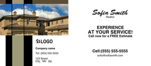 Button to customize design *Residential Flyers Template: 311065