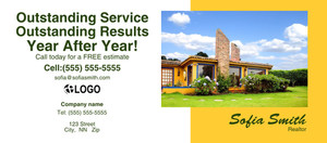*Residential Flyers Template: 311150