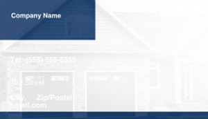 Top Picks - Background Textures - Graphics Labels Business Card Template: 608243