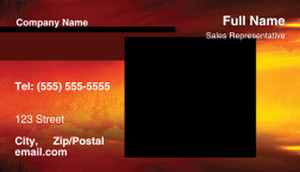 Top Picks - Background Textures - Graphics Labels Business Card Template: 608141