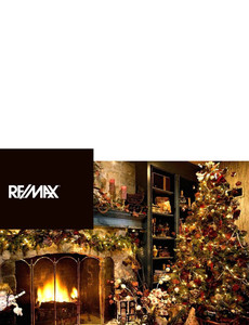 Remax Greeting Cards Landscape Template: 303922