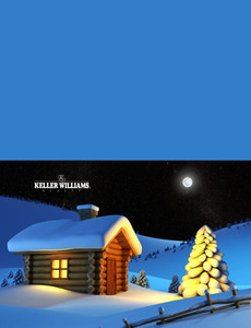 Keller Williams Greeting Cards Landscape Template: 302858
