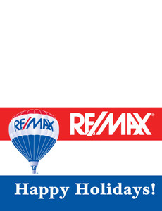 Remax - Re/max Greeting Cards Landscape Template: 581115
