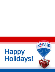 Remax - Re/max Greeting Cards Landscape Template: 581121
