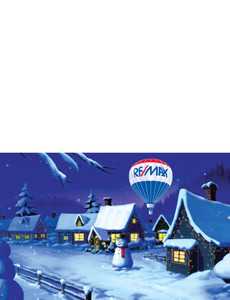 Remax - Re/max Greeting Cards Landscape Template: 581123