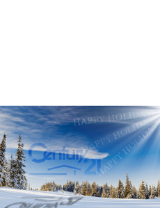 Century 21 Greeting Cards Landscape Template: 580131
