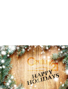 Century 21 Greeting Cards Landscape Template: 580119