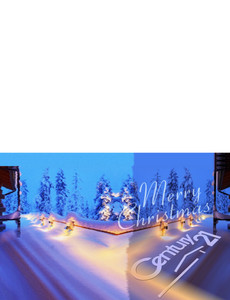 Century 21 Greeting Cards Landscape Template: 580129