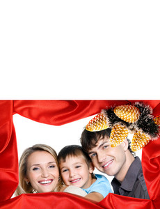 Button to customize design Family Portraits Greeting Cards Landscape Template: 327602
