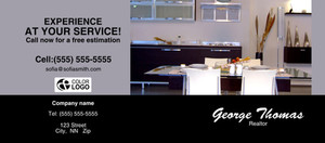 Button to customize design Kitchens Flyers Template: 311339