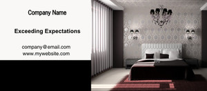 Button to customize design Bedrooms Flyers Template: 327849