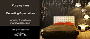 Button to customize design Bedrooms Flyers Template: 327865