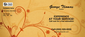 Vintage - Antique Flyers Template: 312968