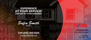 Button to customize design -Re/Max Flyers Template: 315503