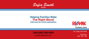 Button to customize design -Re/Max Flyers Template: 313137