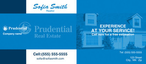 Button to customize design -Prudential Flyers Template: 315465