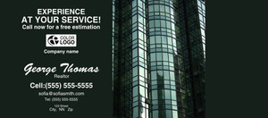Commercial Building Flyers Template: 310839