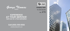 Commercial Building Flyers Template: 310838