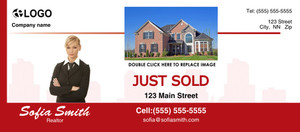 *Just Sold / Listed Flyers Template: 319151