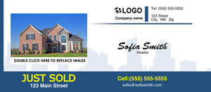 *Just Sold / Listed Flyers Template: 319152