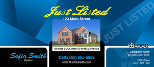 *Just Sold / Listed Flyers Template: 319138