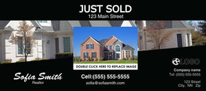 *Just Sold / Listed Flyers Template: 319116