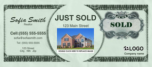 *Just Sold / Listed Flyers Template: 319117