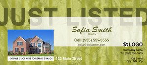 *Just Sold / Listed Flyers Template: 319124