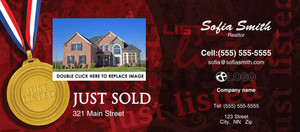 *Just Sold / Listed Flyers Template: 319127